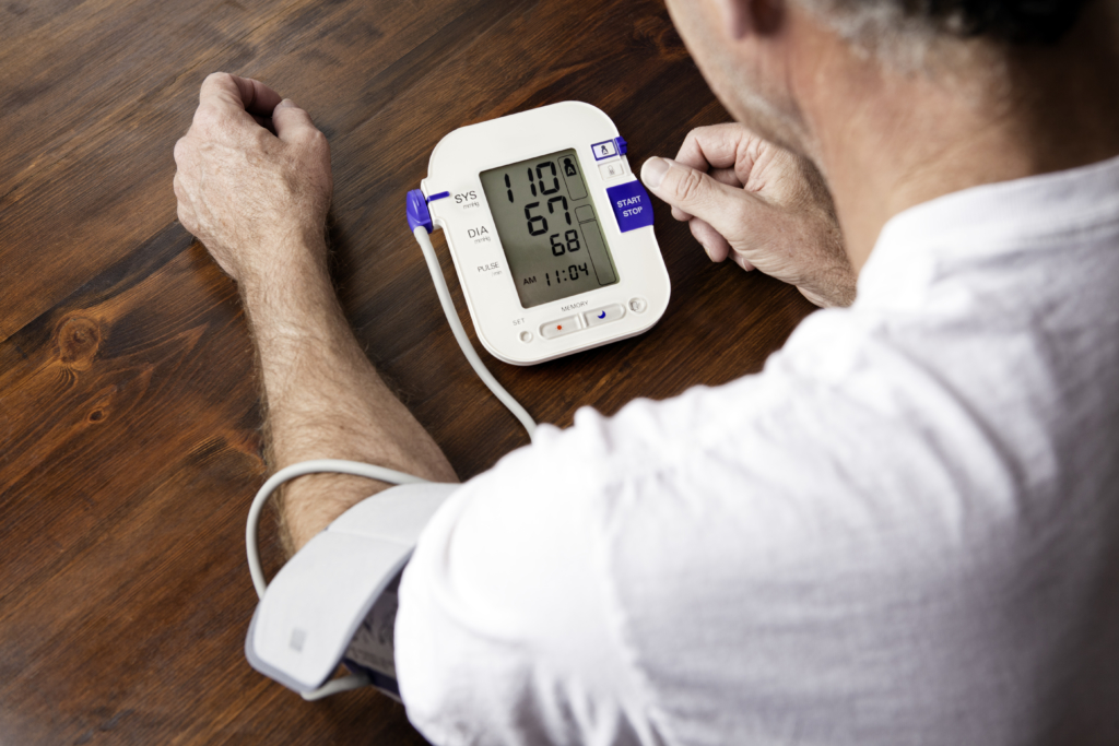 Keeping Your Blood Pressure in Check